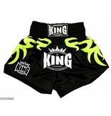 King Professional KING-KTBS 33 KICKBOX SHORT BL/BR