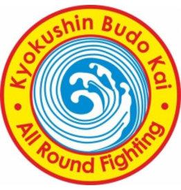 ISAMU Kyokushin Budokai All Round Figthing logo embroidery