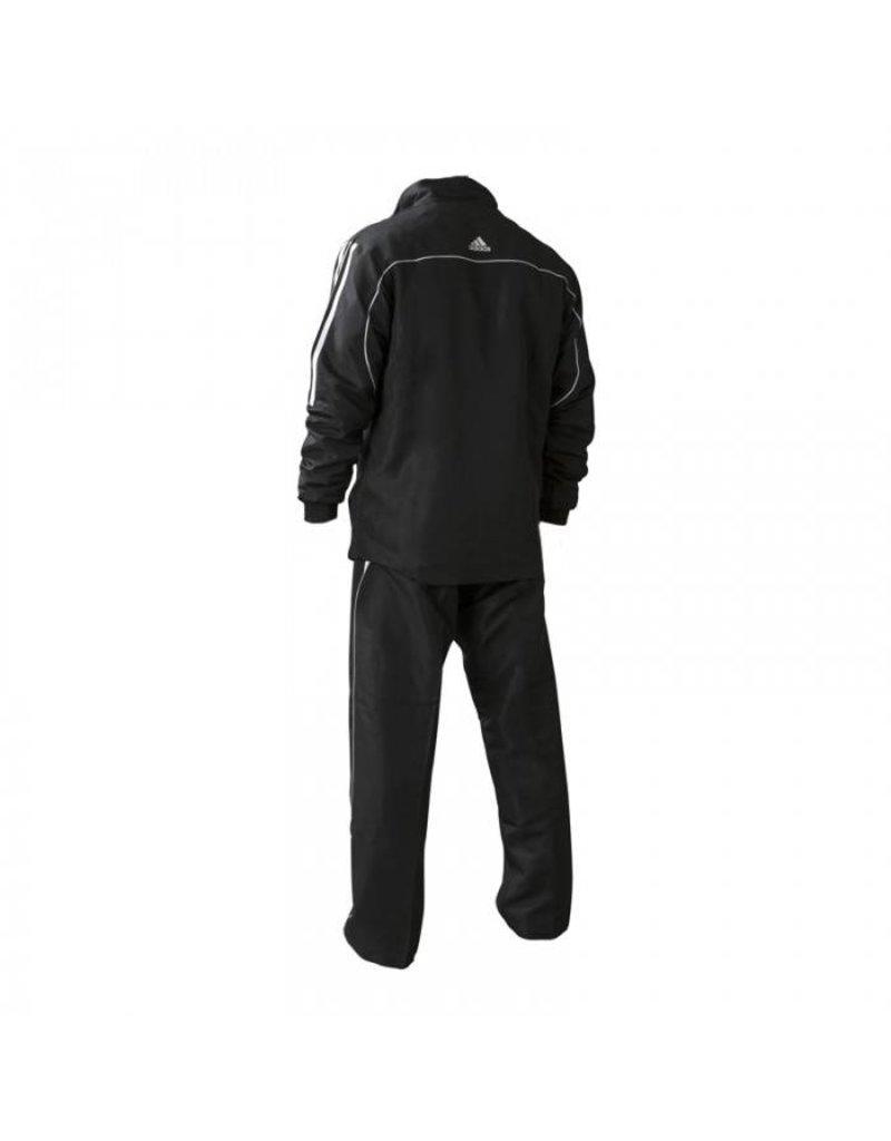 Adidas ADIDAS TEAM TRACKSUIT-BLACK/WHITE