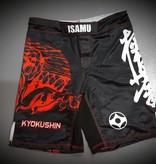 ISAMU 勇ISAMU KYOKUSHIN KARATE FIGHT SHORTS-RYUU ZW/ROOD | OP=OP