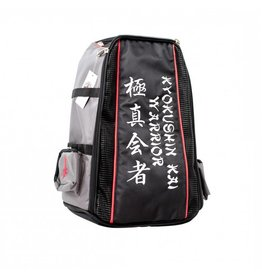 ISAMU 勇 ISAMU Kyokushin warrior backpack / sports bag