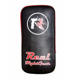 REAL FIGHTGEAR (RFG) ASBRX1 PRO KICKBOXING CURVED THAI PADS-XL