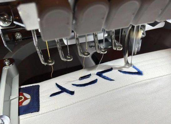 Gi Embroidery