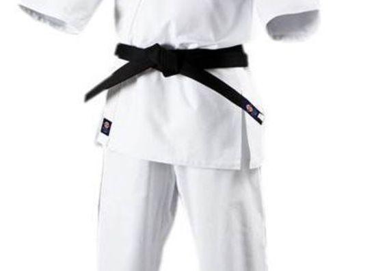 Op maat gemaakte karate pak