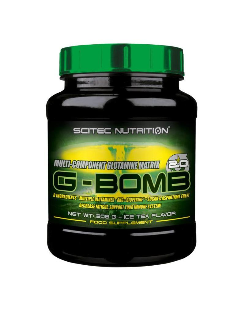 SCITEC NUTRITION Scitec G-bomb 2.0 308g Ice tea
