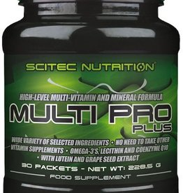 SCITEC NUTRITION Scitec Multi pro plus
