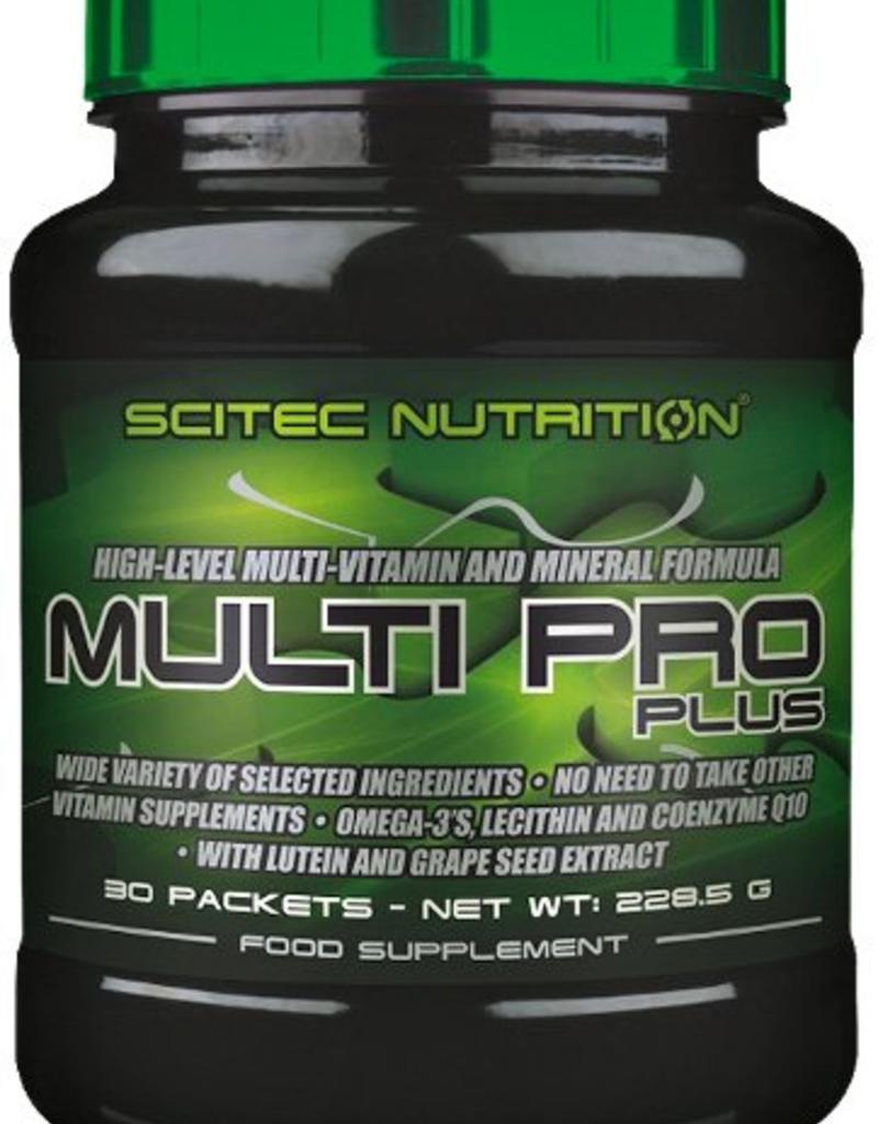 SCITEC NUTRITION Scitec Multi pro plus 30 packs