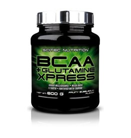 SCITEC NUTRITION BCAA + Glutamine Xpress 600gr
