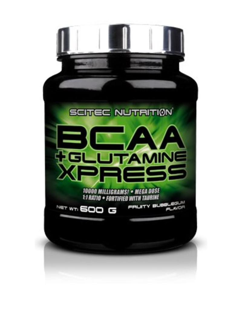 SCITEC NUTRITION Scitec BCAA + Glutamine Xpress 600gr