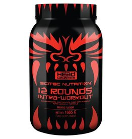 SCITEC NUTRITION Head crusher 12 rounds intra-workout 1665G