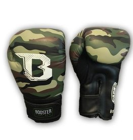 BOOSTER Booster kinder (kick)bokshandschoenen - BG Youth Camo