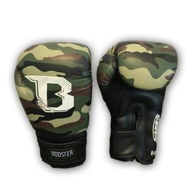 BOOSTER Booster kids (kick) boxing gloves - BG Youth Camo