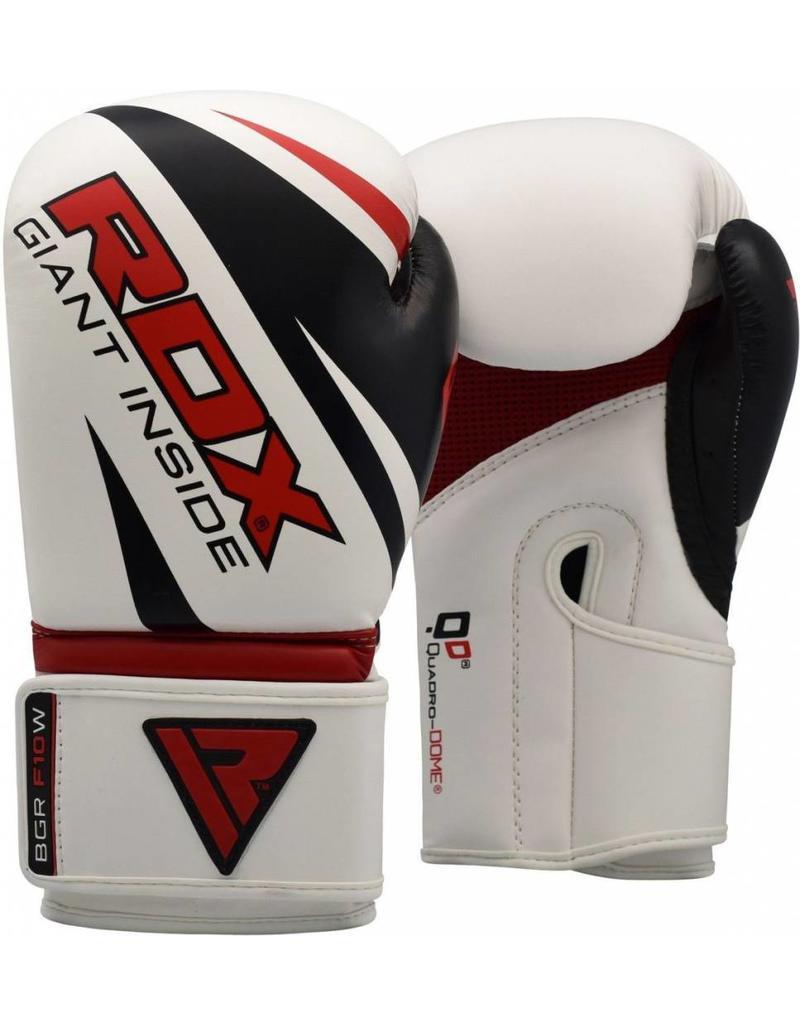 RDX SPORTS Boxing gloves REX F10 White