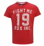 RDX SPORTS Clothing T-shirt R1 Red