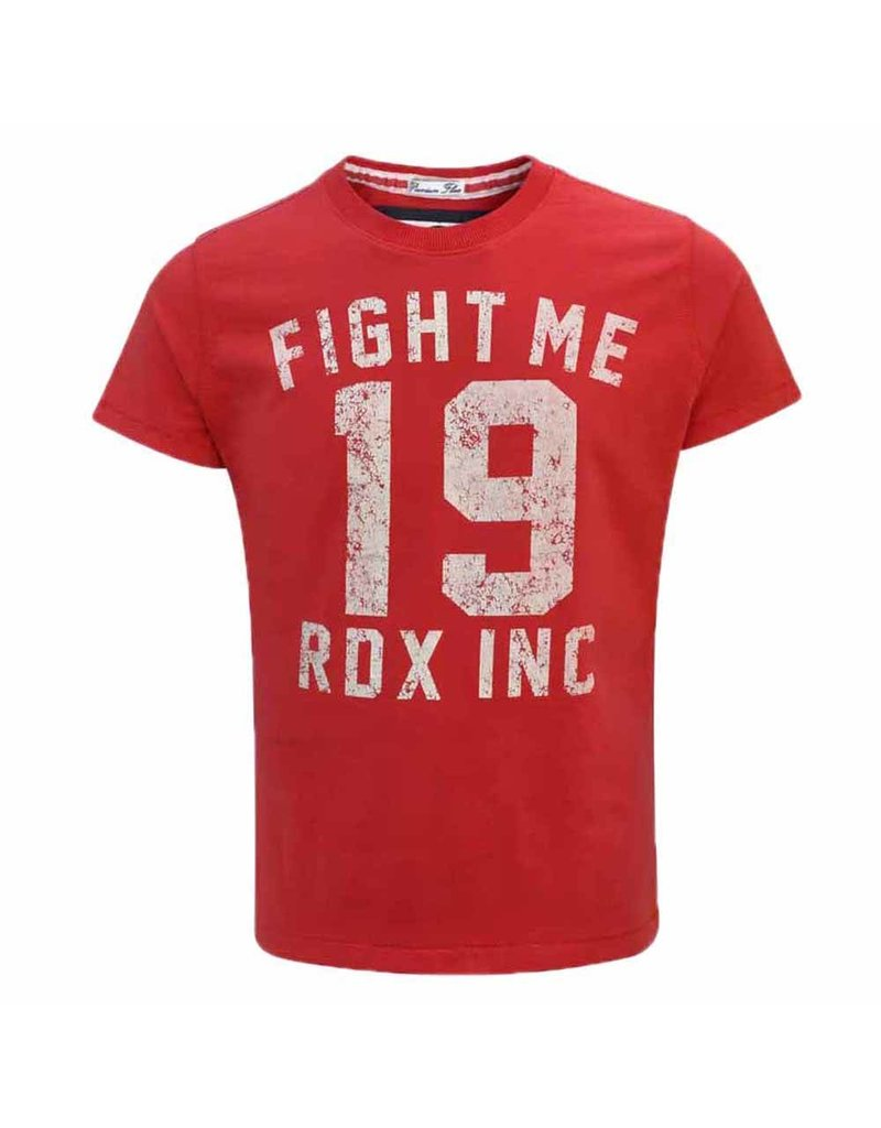 RDX SPORTS Clothing T-shirt R1 Red