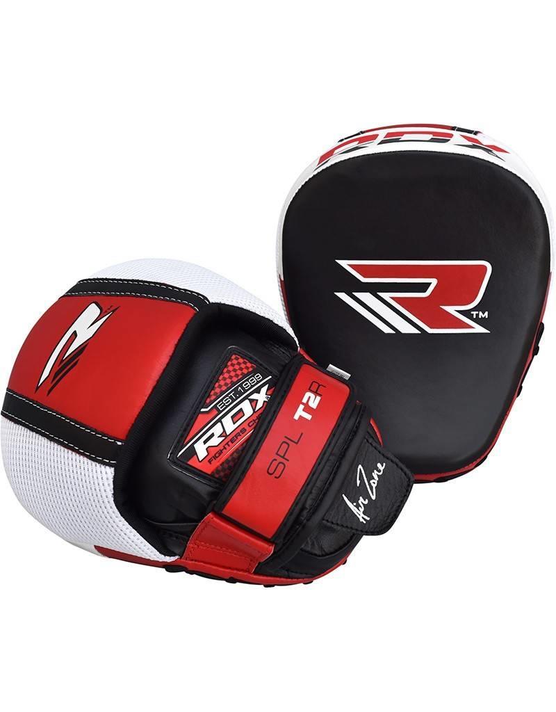 RDX SPORTS Stootkussen REX Multi T2 rood/zwart