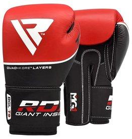 RDX SPORTS (kick)boks handschoenen T9 Rood