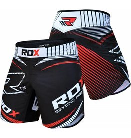 RDX SPORTS MMA Short R1 - Red
