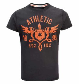 RDX SPORTS T-shirt R2 - Orange/black
