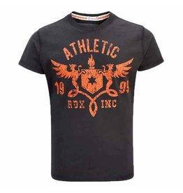 RDX SPORTS T-shirt R2 - Orange/black