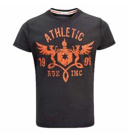 RDX SPORTS T-shirt R2 - Oranje/zwart