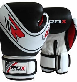 RDX SPORTS (Kick)Boxing Glove Kids - black/white