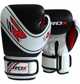 RDX SPORTS (Kick)Boxing Glove Kids - black/white