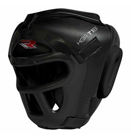 RDX SPORTS Head Guard - Grill Regular - Black