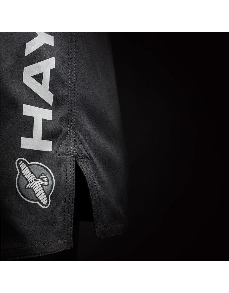 HAYABUSA HAYABUSA HABURI FIGHT SHORTS -Black