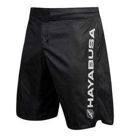 HAYABUSA HAYABUSA HABURI FIGHT SHORTS -Zwart