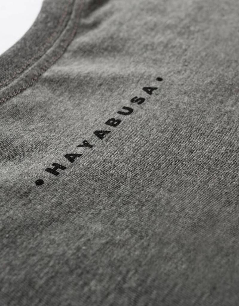 HAYABUSA HAYABUSA Classic Spirit of the Fighter Shirt - Grey