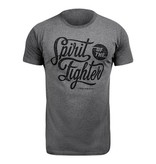 HAYABUSA HAYABUSA Classic Spirit of the Fighter Shirt - Grijs