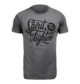 HAYABUSA Classic Spirit of the Fighter Shirt - Grey