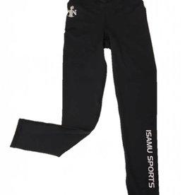 Isamu sportswear Isamu Black Sports legging