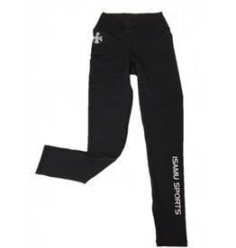 ISAMUSPORTS Isamu zwarte Sport legging