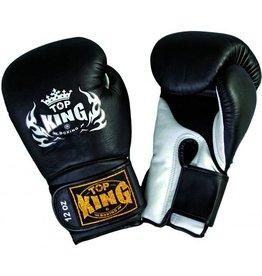 Top King (Kick)Bokshandschoen Super Air Zwart
