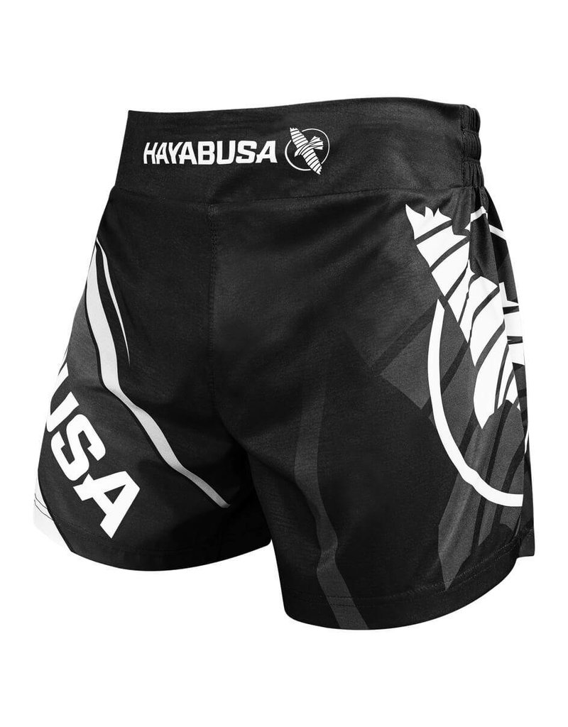 HAYABUSA Muay Thai Kickboks Broekje 2.0 Zwart OP=OP