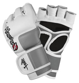 HAYABUSA Tokushu 4oz MMA handschoenen Wit