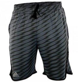 Adidas Training MMA Short Grijs Grey