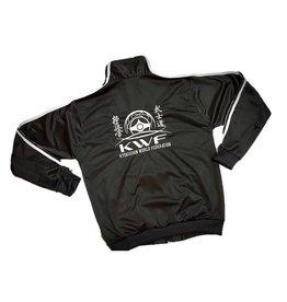 ISAMU KWF Trainingspak - Zwart