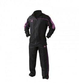 ISAMU Team Track Training Suit Black/Pink