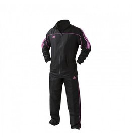 ISAMU Team Track Training Suit Black/Pink