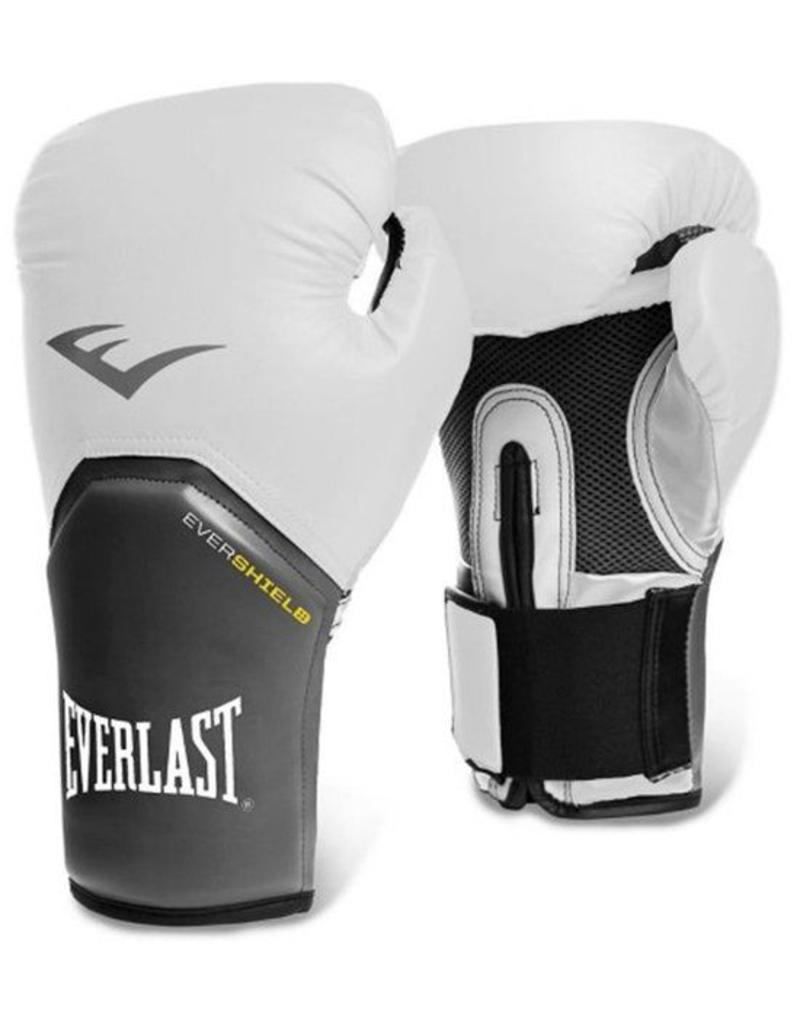 Everlast Elite pro style bokshandschoenen - Wit