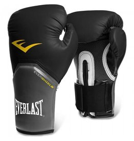 Everlast Elite pro style Boxing Glove - Black