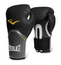 Everlast Elite pro style bokshandschoenen - Zwart