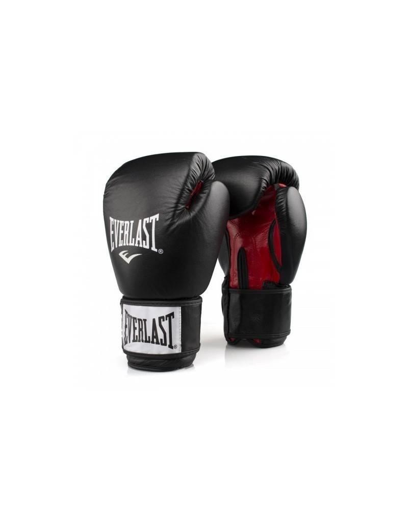 Everlast Rodney bokshandschoenen Zwart/rood
