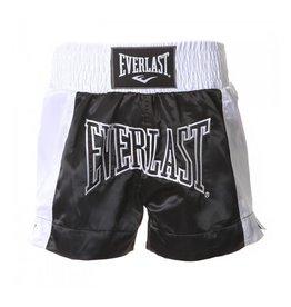 Everlast Thai boxing short Black/White