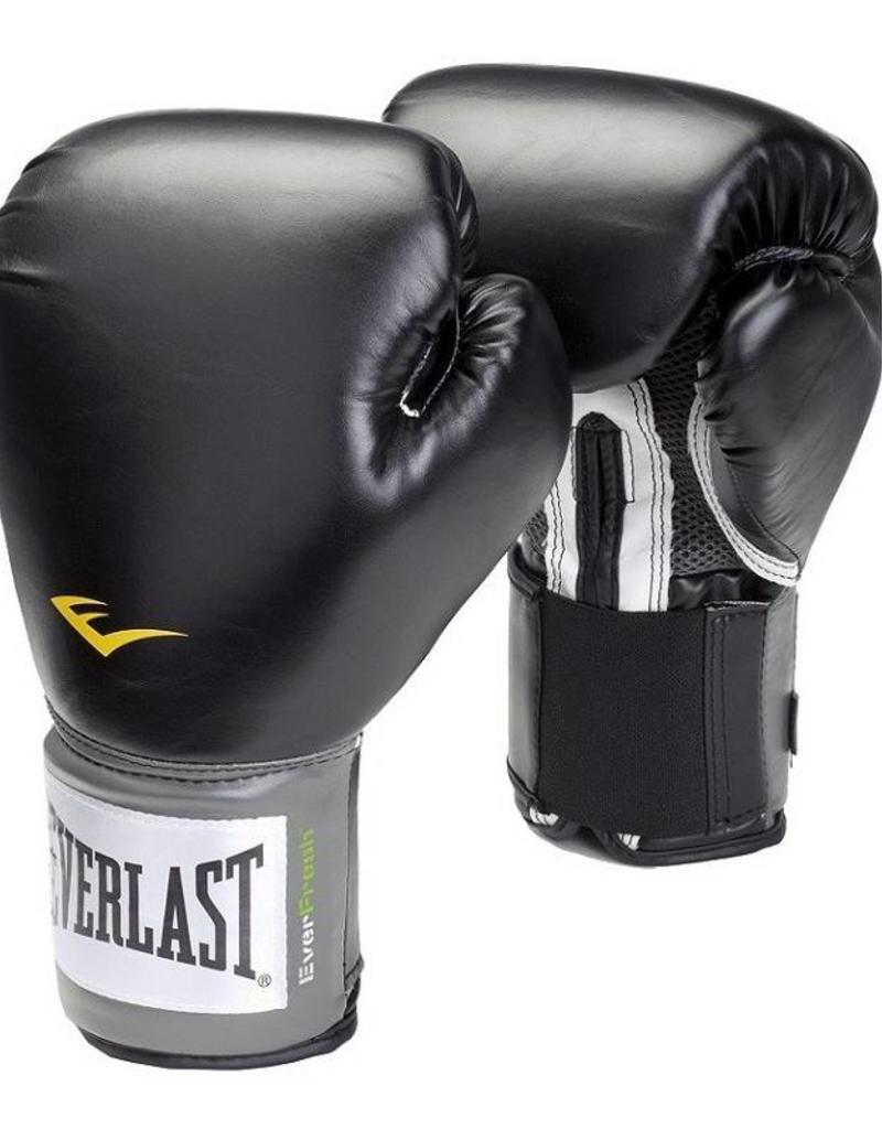 Everlast Prostyle Boxing Glove Black