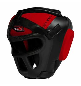RDX SPORTS Head Guard - Grill Regular - Red