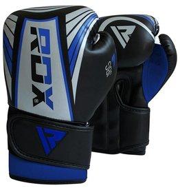 RDX SPORTS Boks Handschoenen  Kinderen - Zilver-Blauw